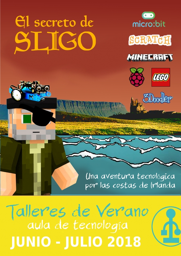 2018. El secreto de Sligo